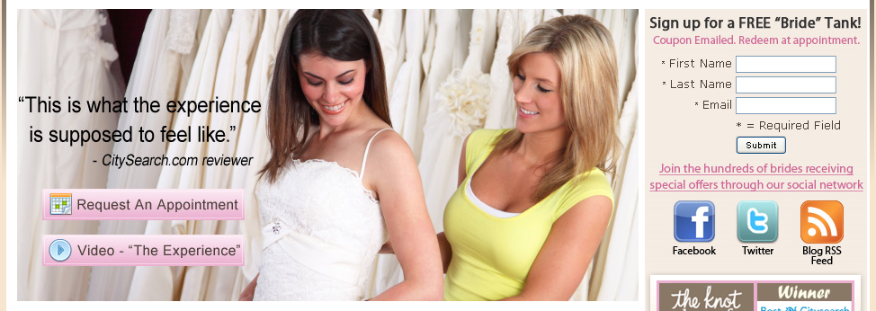 Atlanta Bridal Shops